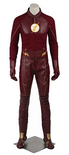 Authentic Role Play Flash Costume