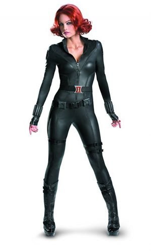 Sexy Black Widow Costume For Sale