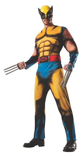 Authentic Wolverine Costume For Sale